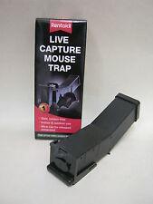 New Rentokil Live Capture Humane Mouse Trap PSM68