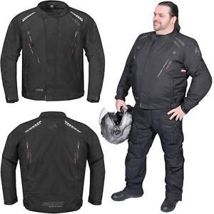 Übergröße Germot Big Jacke Spencer Größen Untersetzte Motorrad Textiljacke Große qIRIfxwZTa