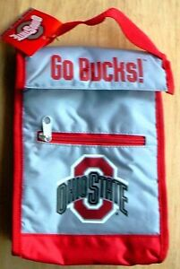 Ohio-State-Collapsible-Cooler-Tall-Lunch-Bag-New