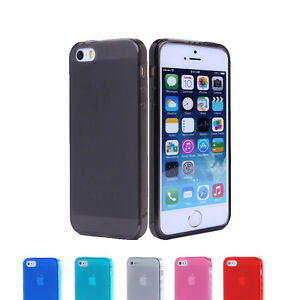 Clear-Crystal-Transparent-Gel-Silicone-Thin-Case-Cover-For-iPhone-4-4S
