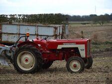 IH 434 Tractor Workshop, Operators and Parts  Manuals