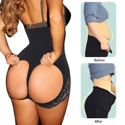 Butt Lifter Body Shaper Bum Lift Hip Thong High Wasit Slim Underwear G Strings