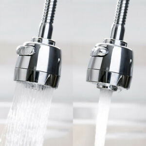 Flexible Faucet Sprayer Extender Bendable Kitchen Sink Tap