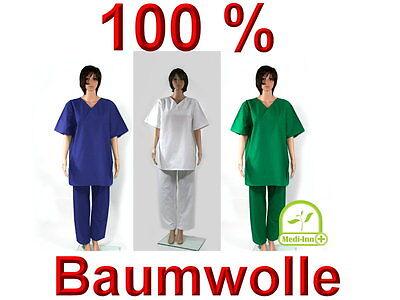 OP Kleidung 100% Baumwolle Kasack Hose Schlupfkasack Schlupfjacke Schlupfhose