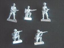 TQD AA5 20mm Diecast WWII US Airborne Support Inc. Pathfinder, Officer & Sniper