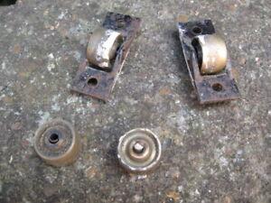 13avail Antique Vintage Cast Iron Window Sash Pull Finger Lift Handle Plate Door