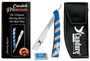 Traditional-Razor-Blades-Shaving-Barber-Raptor-Shavette-Folding-Safety-Razor