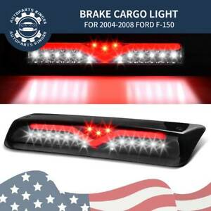 Rear THIRD 3RD BRAKE LIGHT CARGO LAMP 3D LED BAR FOR 2015-19 Ford F-150 4-door