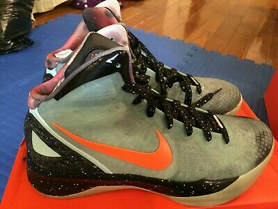 """Nike Air Foamposite Pro """"Blake Griffin Galaxy"""" Customs by ...  