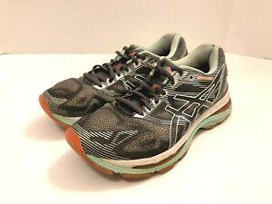 Asics T750N Gel Nimbus 19 Running Training Women Size 8.5 Gray ...