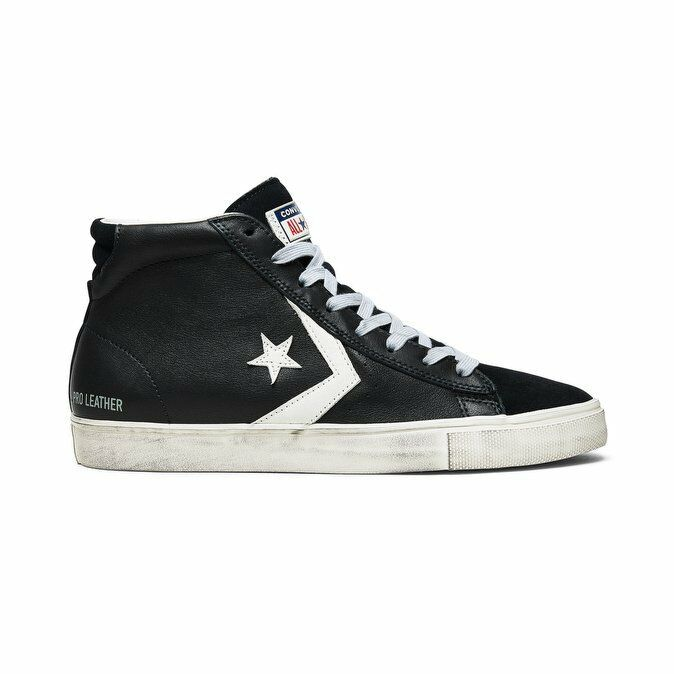 CONVERSE SCARPA men art. 162746C mod. PRO LEATHER VULCAN MID