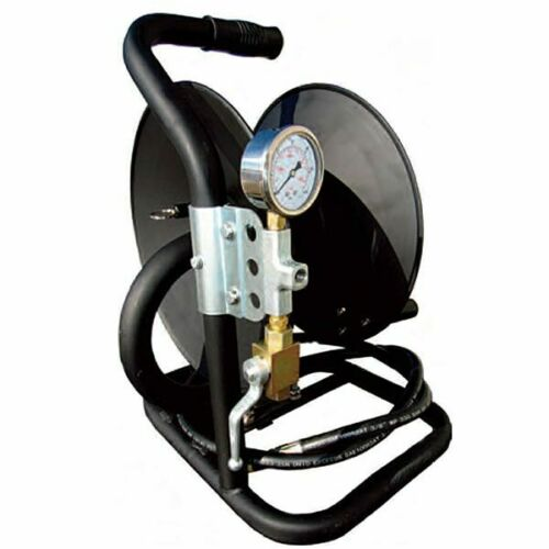 General Pump Sewer Jetting Kit w// Ball Valve Gauge /& Three 3.0 Stainless St...
