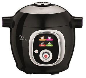 T-Fal CY7018 COOK4ME Intelligent Multicooker - Black - FREE SHIPPING