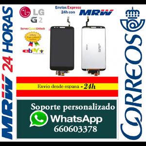 Pantalla-Completa-para-LG-G2-D802-Negra-Tactil-LCD-Negro