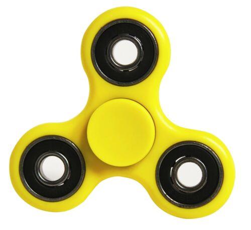 Tri-Torsion Fidget Spinner stress Toy EDC Doigts Main Focus
