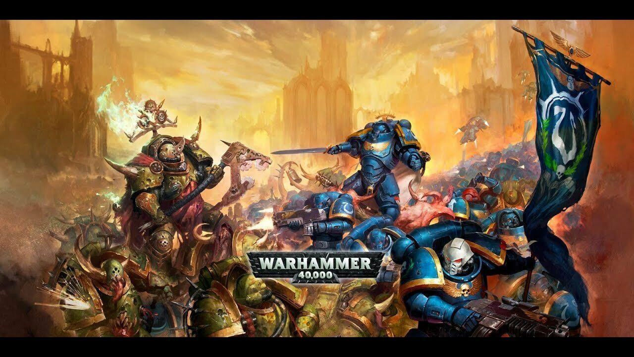 Dark Imperium spazio Marines Commission Warhammer  40K Painted Army  nuovo stile