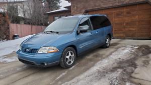 2002 Ford Windstar Sport