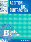 Maths Support Books: Addition & Subtraction: Years 5 & 6 by Pascal Press (Paperback, 2002)