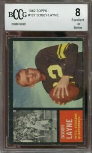 1962-topps-127-BOBBY-LAYNE-pittsburgh-steelers-BGS-BCCG-8