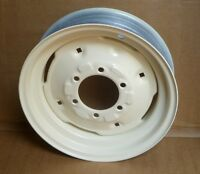 Ford 8n Naa Jubilee 600 800 Tractor 16 6 Hole Front Wheel Rim 8n1015d