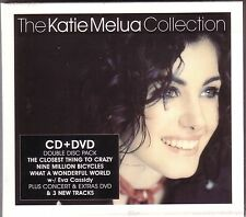 CD+DVD (NEU!) . Best of KATIE MELUA (+ Live 2008 / 9 Million Bicycles mkmbh