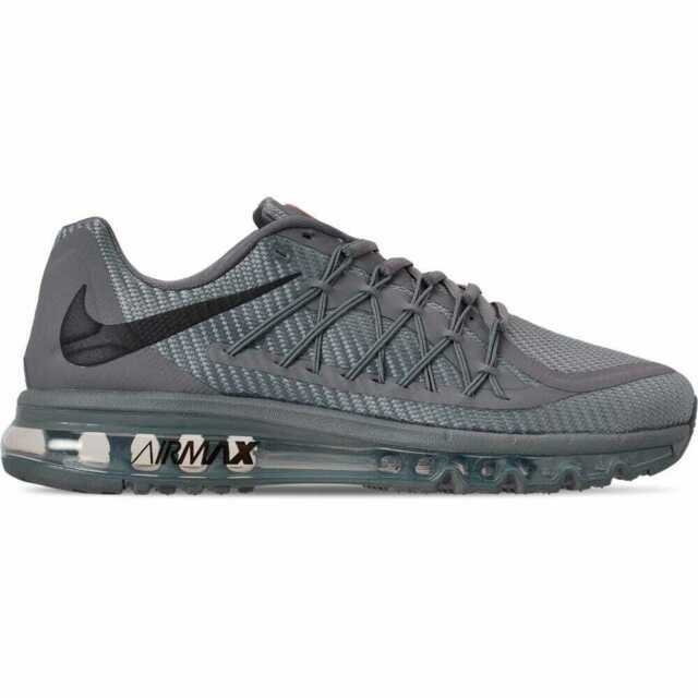Size 9 - Nike Air Max Gray 2015 for sale online | eBay