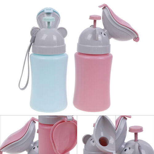 1Pc Kid Portable Urinal Outdoor Travel Stand Up Pee Urination Toilet Device Car