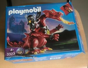Playmobil 3327 - dragon in original box