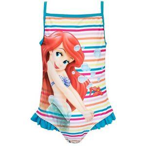 Disney Little Mermaid Ariel Swimsuit Girls The Little Mermaid