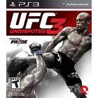 UFC Undisputed 3 Ps3