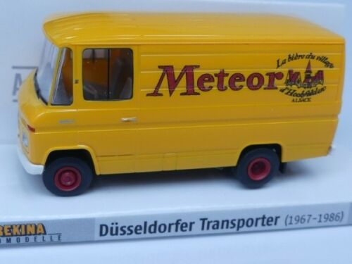 1//87 Brekina MB 406 Meteor Brauerei Frankreich Sondermodell Reinhardt