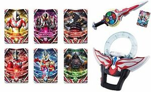 BANDAI Ultraman Orb DX Orb Ring