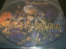 IRON MAIDEN Live After Death   vinyl LP unplayed  PICTURE DISC