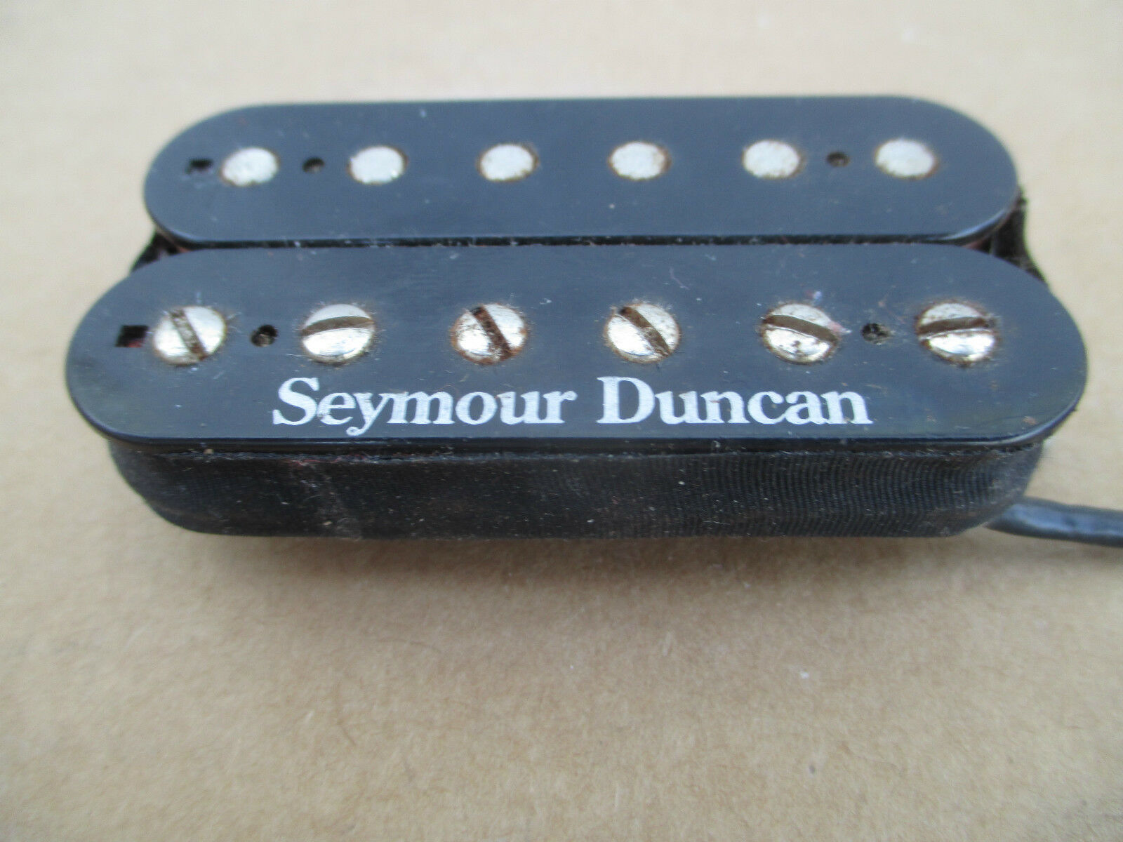 90's Seymour Duncan Custom trembucker Humbucker Pickup-in USA = 14,67 K output