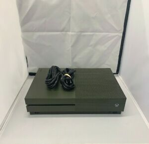 Microsoft-Xbox-One-S-Military-Green-Special-Edition-Console-1TB