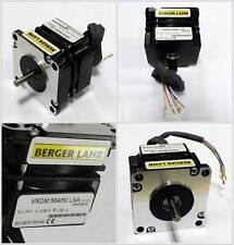 BERGER  LAHR  Schrittmotor, Servomotor, Collimator VRDM 564/50 LSA, neuwertig!