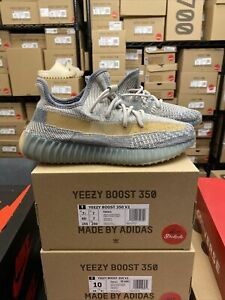NEW Adidas Yeezy Boost 350 V2 Israfil 100% AUTHENTIC Men Sz 4 -14 FZ5421