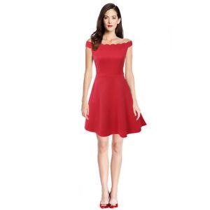 Elegant-vestido-traje-columpio-mujer-espalda-rojo-verano-slim-suave-4144