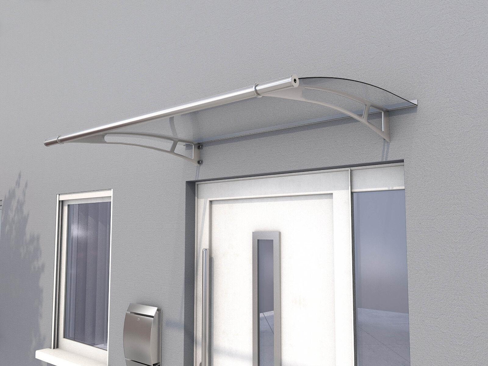 Gutta Pultvordach PT/L 150 klar - Haustürvordach 150 150 150 x 95 cm mit Acrylglas 48d672