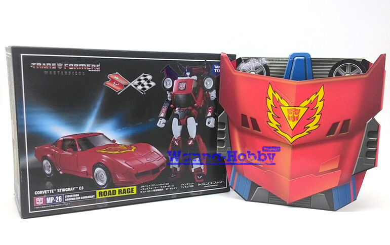 33932 Transformers Masterpiece MP26 MP-26 Road Rage + coin Special offer