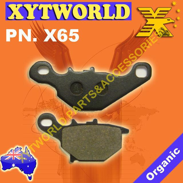 FRONT Brake Pads for Suzuki AN 125 S/T/V/W/X 1995-2000