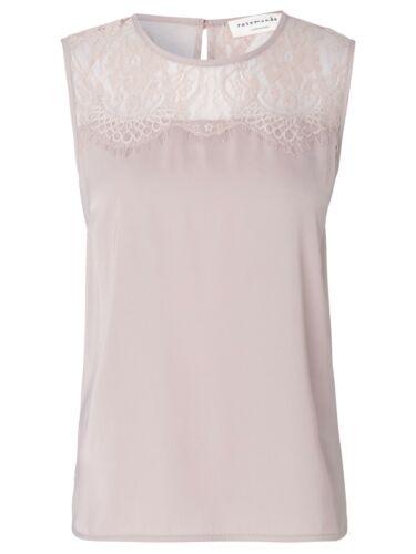 rosemunde Copenhagen 89€ Blusentop Damen rosa Designer Neu