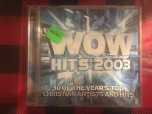 WOW-Hits-2003-30-top-Christian-artists-and-hits-2-X-CD-emi