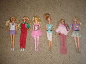 Barbie Doll Lot Of 6 Barbies Ebay