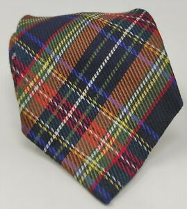 Cravatta-Moschino-100-pura-seta-tie-silk-original-made-in-italy-handmade