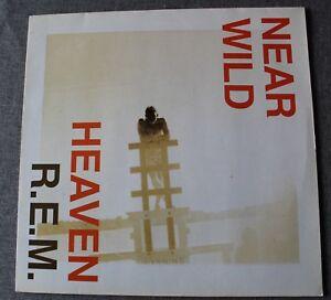 REM, near wild heaven, Maxi vinyl