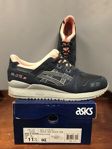 newest c30f8 f13ea Details about Kith x Asics Gel-Lyte III / GL3