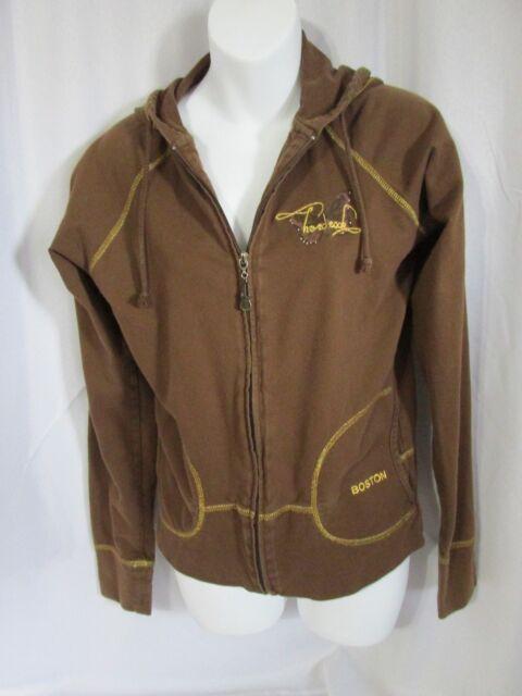 cca5a5100 Hard Rock Cafe BOSTON Womans Juniors Sweatshirt Hoodie XL ~~Lot  42 ...
