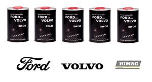 5-Litros-Aceite-Motor-Original-Ford-Volvo-5w30-Acea-A5-B5-WSS-M2C913-C-API-SN-CF