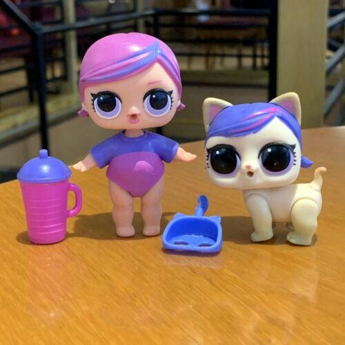 LOL Surprise Doll l /& Pet SUPER B.B bb /& Su-purr Kitty Cat Toys Gifts
